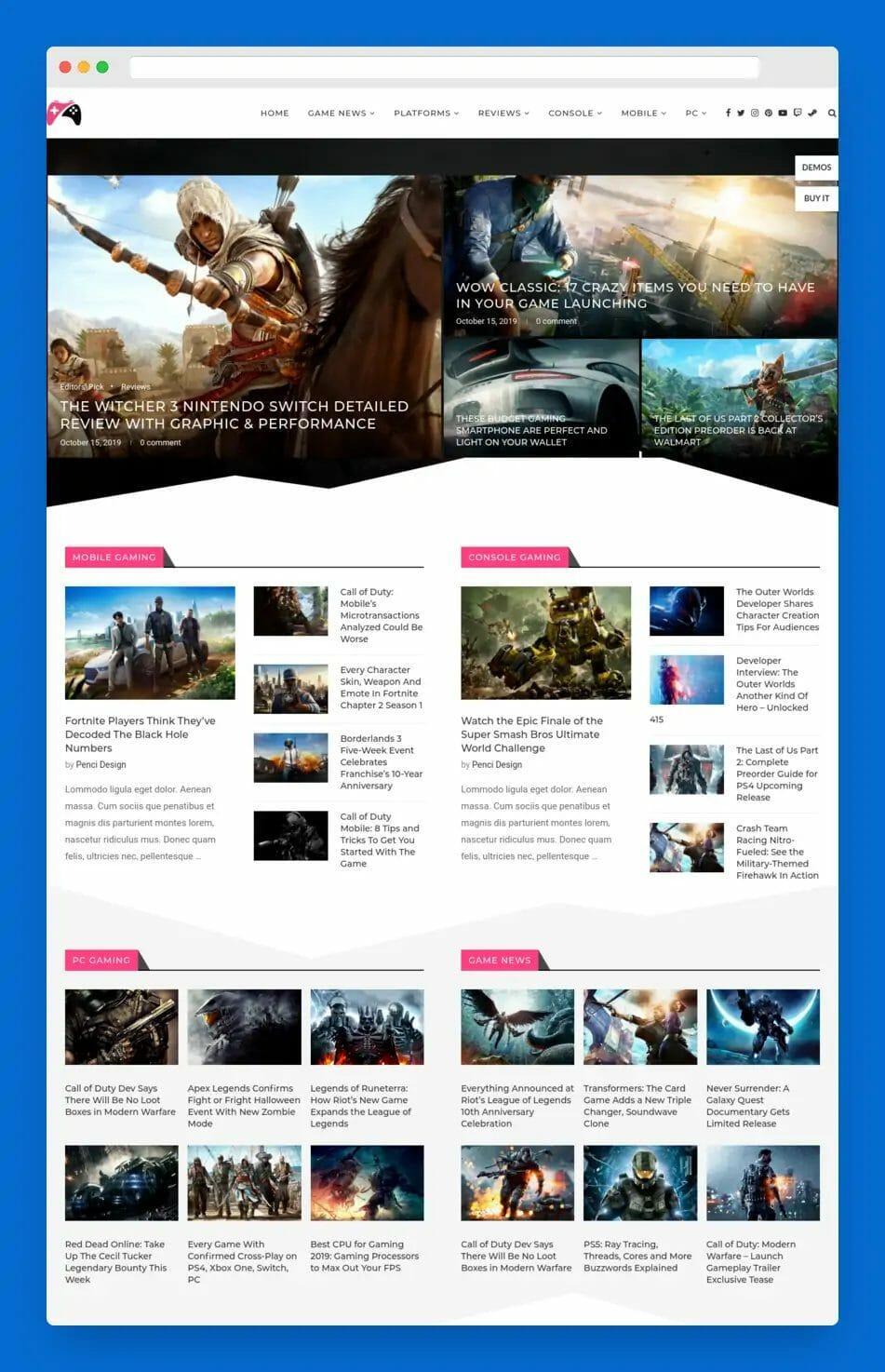 Soledad is a powerful & flexible WordPress Themes